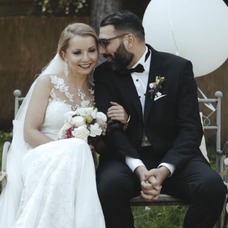 Hochzeitsvideographin